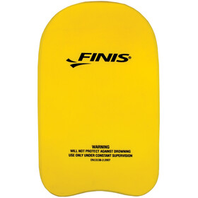 FINIS Foam Kickboard Kinderen, yellow